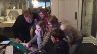 Download Greatest College Acceptance Reaction – NYU 12/15/16 Video