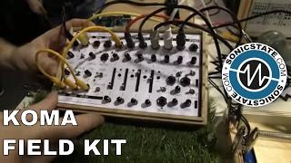 Download NAMM 2017: Koma Elektronik Field Kit Video