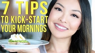 Download 7 Healthy Tips To Kick Start Your Mornings! Video