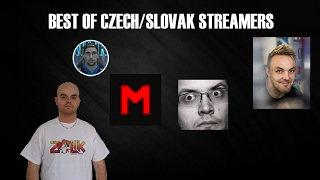 Download BEST OF CZ/SK STREAMERS (DEETHANE, MAZARINI, CZMARV, ZOLIK22) Video