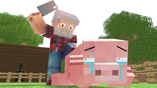 Download Pig Life - Craftronix Minecraft Animation Video