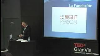 Download El valor de hacer lo correcto en una sociedad sin valores: José de Rafael at TEDxGranVia Video