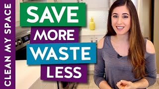 Download 10 ways to SAVE MORE and WASTE LESS! Video