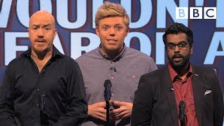 Download Things you wouldn't hear on a DIY show | Mock the Week - BBC Video