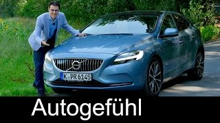 Download Volvo V40 Facelift with Thor's hammer FULL REVIEW test driven neu new 2017 Video