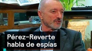 Download Pérez-Reverte habla de espías y oscuridad - Es la Hora de Opinar Video