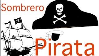 Download Disfraces caseros: Cómo hacer sombrero pirata y parche con fomy Video