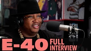 Download E-40 on ″The D-Boy Diary″, Being Friends With Tupac, And More! (Full Interview) | BigBoyTV Video