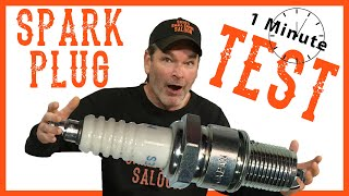Download How To Test A Spark Plug In 1 Minute - Video Video
