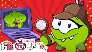 Download Om Nom Stories DETECTIVE Dream Job NEW EPISODE Cut the Rope Funny Cartoons Compilations for Children Video