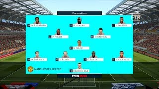 Download Manchester United vs Everton | Full match & Gameplay | PES 2018 PS4 Video