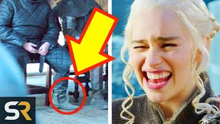 Download 25 Game Of Thrones Mistakes That Slipped Through Video