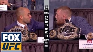 Download Watch the full UFC 205 press conference | Alvarez vs. McGregor Video