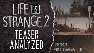 Download Teaser Trailer Analyzed - Life is Strange 2 Video