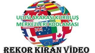 Download Kodlamalı Uluslararası kuruluş merkezleri (Eğlenceli) Video