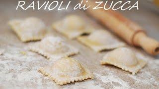 Download Ravioli di zucca, RICETTA PERFETTA Video