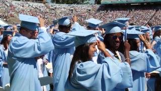 Download Carolina's Class of 2016 Celebrates Graduation Day Video