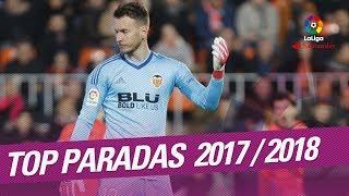 Download TOP Paradas LaLiga Santander 2017/2018 Video