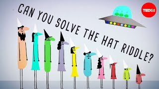 Download Can you solve the prisoner hat riddle? - Alex Gendler Video