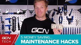 Download 5 Money Saving Maintenance Hacks Video