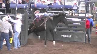 Download UHSRA Bareback & Saddle Bronc Riding, Wasatch Rodeo, Heber City, Utah, May 10, 2013 Video