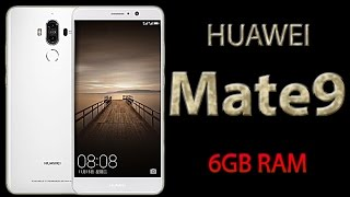 Download Huawei Mate 9 6GB RAM - Unboxing & First Impressions (Antutu Benchmark & Size Comparison) Video