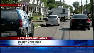 Download 6 people shot in west Louisville Video