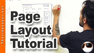 Download Wordpress Web Design tutorial: designing your top level web page templates Video