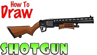 Download How to Draw the Shotgun | Fortnite Video