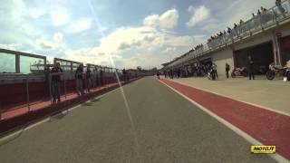 Download Agostini e Cadalora in sella a Yamaha M1 e YZR 500 a Imola Video