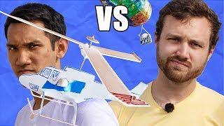 Download EGG DROP - Peter Sripol vs William Osman Video