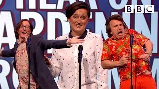 Download Unlikely Things to Hear on a Gardening Programme | Mock the Week - BBC Video
