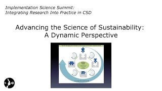 Download David Chambers: Advancing the Science of Sustainability Video