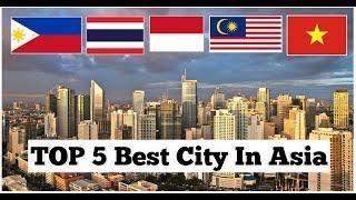 Download Top 5 Best Cities In Asia 2018 Video