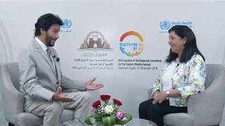 Download RC65 | Interview with Dr Naeema Al-Gasseer, WHO Representative in Sudan Video