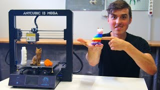 Download Better Than the Creality CR-10? - Anycubic i3 Mega Review Video