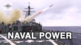 Download U.S. Naval Power! Navy Destroyer Squadron 15 Demonstration Video