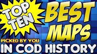 Download ″BEST MAPS″ In Cod History (Top Ten - Top 10) ″Call of Duty Breakdown″   Chaos Video