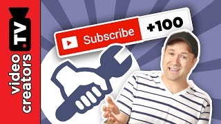 Download How To Get Your First 100 YouTube Subscribers (then more!) Video