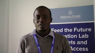 Download Titus Mokaya, Mount Kenya University, speaks on Evidence to Action event Video