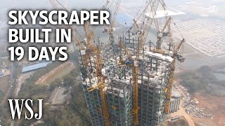 Download Watch a 57-Story Building Go Up in 19 Days Video