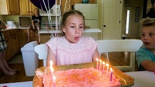 Download Abby's 10th Birthday Party🎉 Video