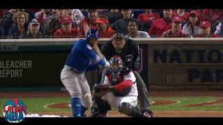 Download Cubs take the lead in the 5th from multiple Nationals errors - Game 5 NLDS 2017 Video