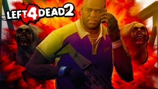 Download TANK + CARS = UNFAIR! (Left 4 Dead 2!) Video