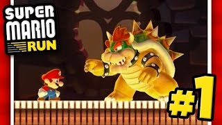 Download CAN'T STOP RUNNING! || Super Mario Run - Ep1 Video