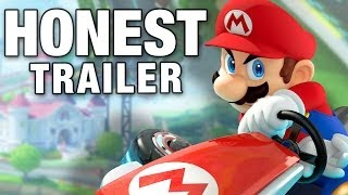 Download MARIO KART (Honest Game Trailers) Video