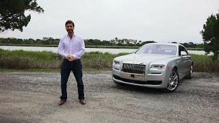 Download Rolls-Royce Ghost II 2015 - Pueba A Bordo [Full] Video