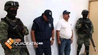 Download Detienen militares a policías de Coeneo Video