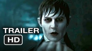 Download Dark Shadows - Official Trailer #1 - Johnny Depp, Tim Burton Movie (2012) HD Video