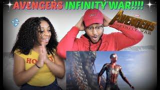 Download Marvel Studios' Avengers: Infinity War Official Trailer REACTION!!!! Video